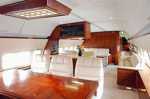 boeing business jet 3 interior Yuk Kita Intip Interior Pesawat BBJ yang Akan Dibeli SBY!!