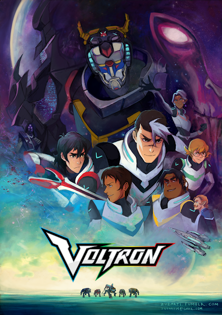 Voltron: Legendary Defender [Descarga][Español]