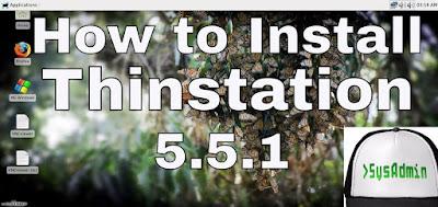 Thinstation 5.5