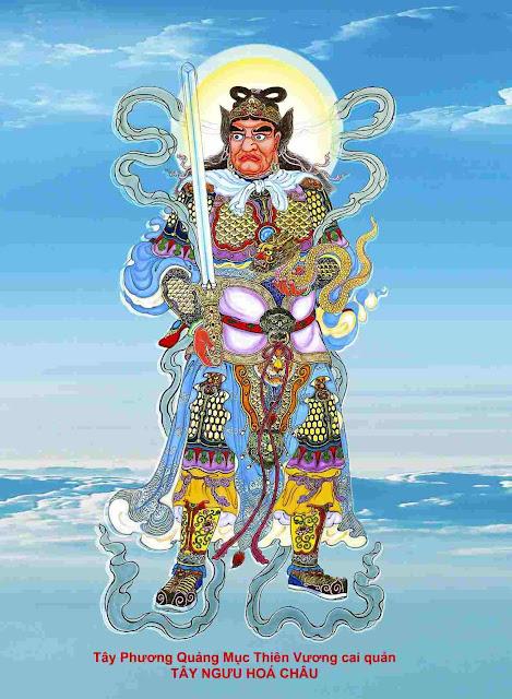 Trong đạo Phật, Tứ Đại Thiên Vương Hộ Pháp Thần là những ai?