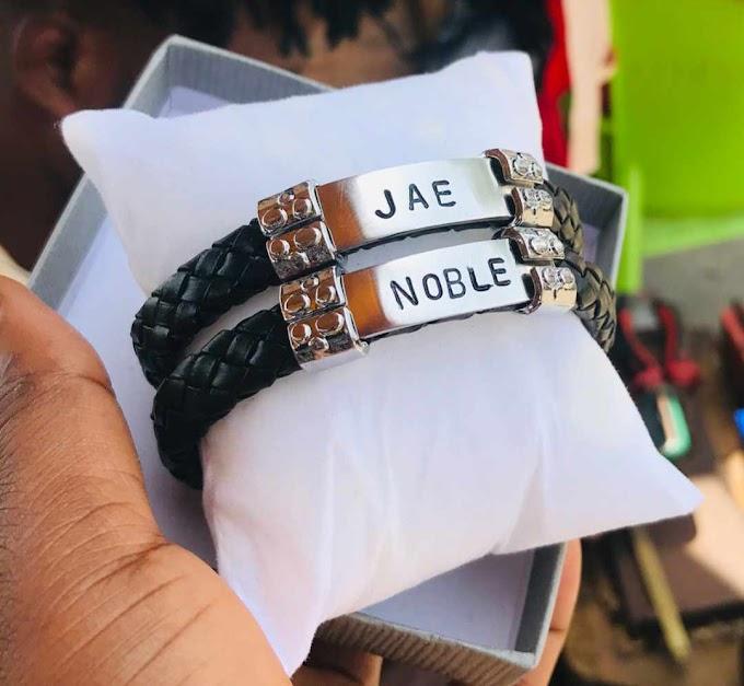 Beautiful Custom Bracelet Lover Set   TNSPARKLE009