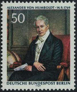 Berlin Alexander von Humboldt