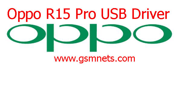 Oppo R15 Pro USB Driver Download