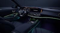 2019 Mercedes-Benz Maybach S650 interior features