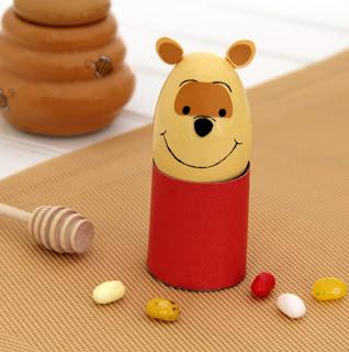 huevo pascua de Winnie the pooh