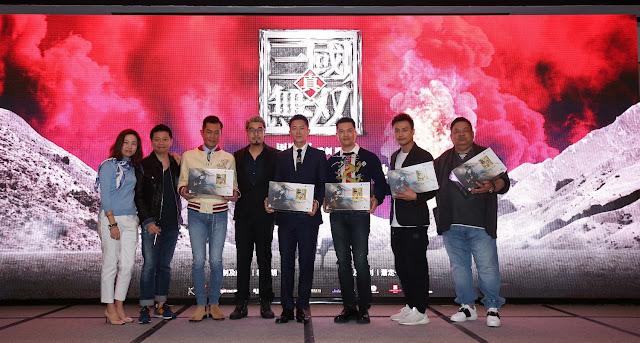 ทีมผู้กำกับและนักแสดง สามก๊ก Three Kingdoms Dynasty Warriors