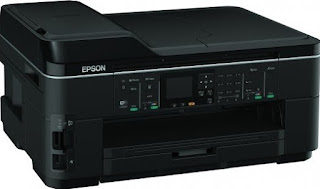 Epson WorkForce 7511 Printer Driver Free Download