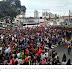 ATENÇÃO: Alunos e servidores da UFRN e do IFRN protestam contra cortes no orçamento das instituições.