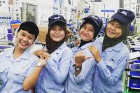 Lowongan Kerja SMK Operator Produksi PT Aisan Nasmoco Industry (PT. ANI) EJIP Cikarang