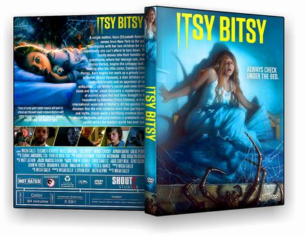 DVD Itsy Bitsy 2019 - ISO
