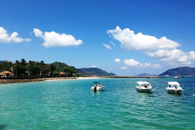 Từ Hà Nội đến Côn Đảo phải di chuyển như thế nào?