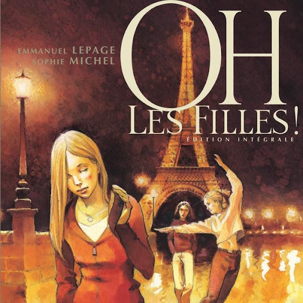 Oh les filles de Emmanuel Lepage et Sophie Michel