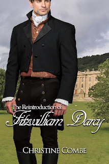 Book cover: The Reintroduction of Fitzwilliam Darcy by Christine Combe