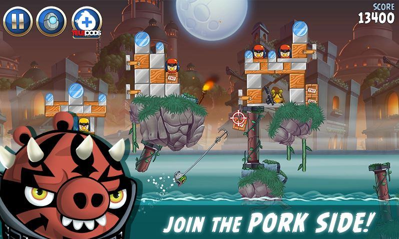 download Angry Birds Star Wars 2 Mod apk 2