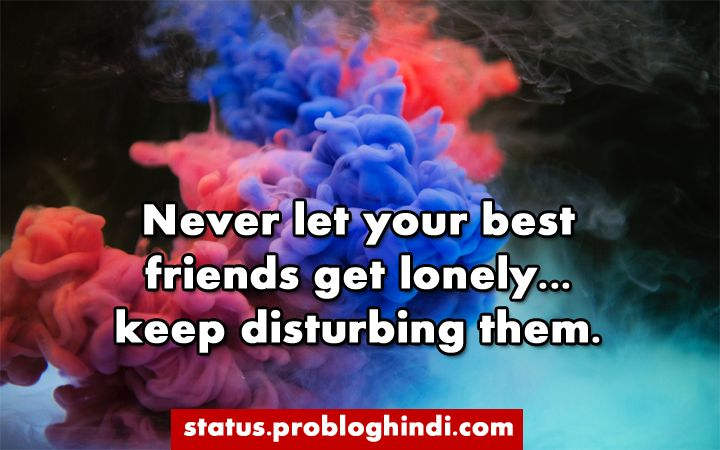 Funny Status - Latest Best Funny Lines in English/Hindi For