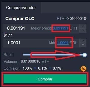 comprar criptomoneda QLINK QLC