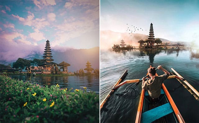 3 Day Backpacking in Bali