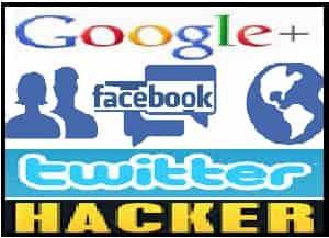 twitter,facebook, google+,hackers, online hacking, password, account
