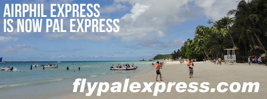 Change of AirPhil Express promo to Fly PAL Express promo