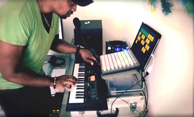 Qbay - ¨Electro cuban funk¨ - Videoclip. Portal Del Vídeo Clip Cubano
