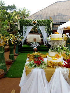 Great event decoration experience
