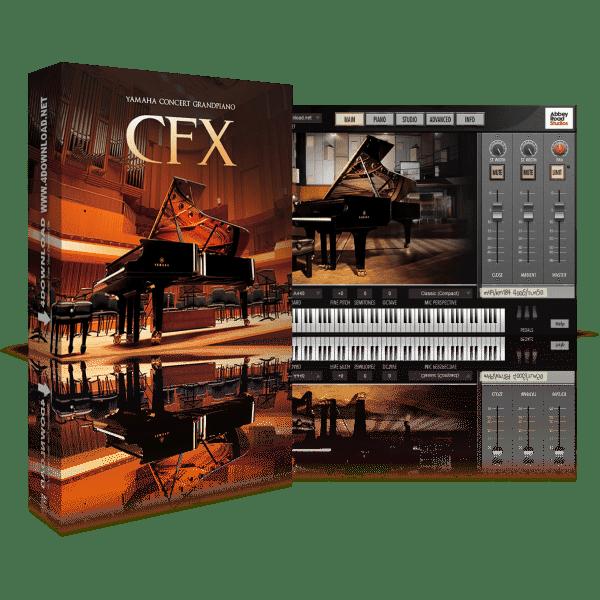 Garritan CFX Concert Grand v1.010 Full version