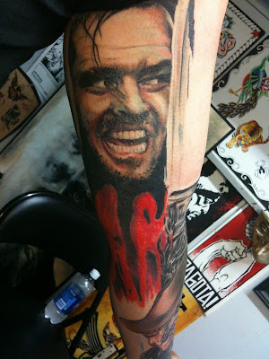 Johnny Christ Tattoo Avenged Sevenfold