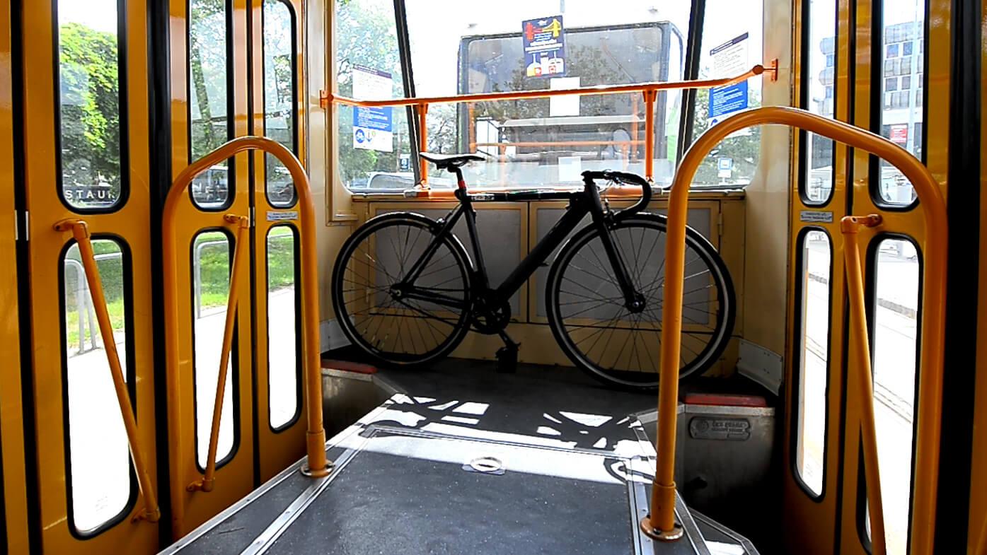 BKK: szombattól minden Tátra villamoson lehet kerékpárt szállítani