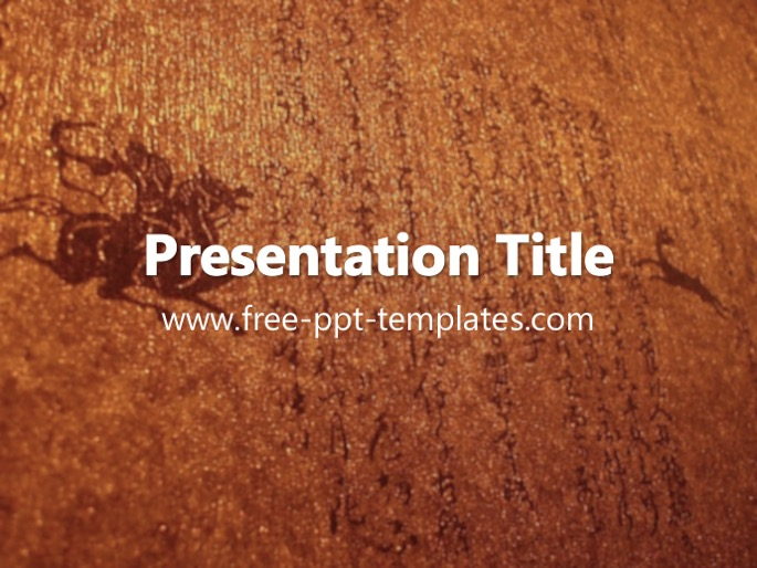 History PPT Template - history powerpoint template