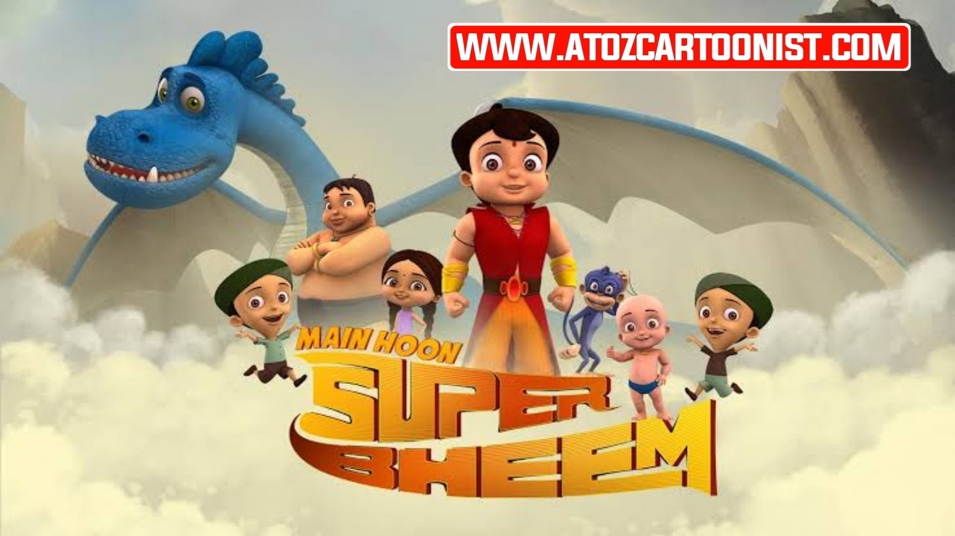 MAIN HOON SUPER BHEEM FULL MOVIE IN HINDI DOWNLOAD (480P HALF HD)