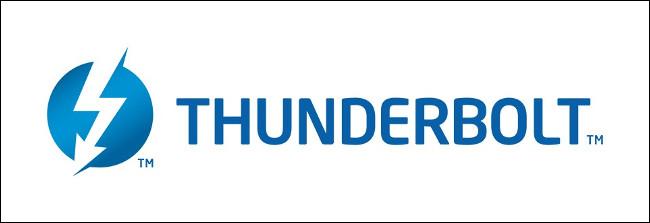 شعار Thunderbolt.