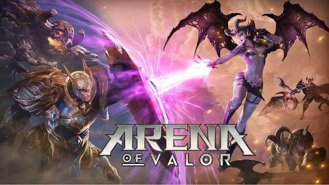 Arena of Valor atau AOV adalah salah satu game MOBA (Mobile Online Battle Arena) mobile yang terkenal di kancah internasional maupun di Indonesia.