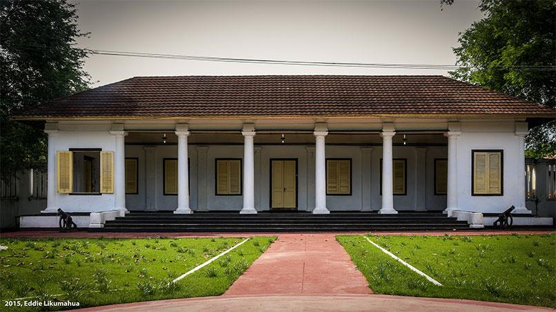 Istana mini voc di kepulauan banda naira