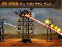 Steampunk Tower, Game Tower Defense Bersetting Era Teknologi Uap