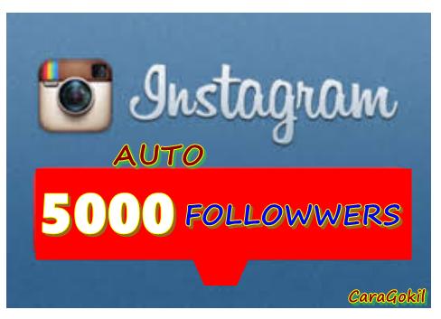 Cara Gokil Menambah Followers Instagram Otomatis