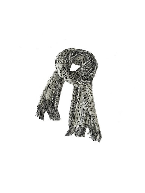 Ace & Jig Spray Scarf in Highland