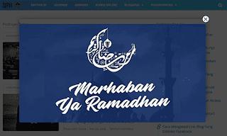 Membuat notifikasi Pop-Up bertemakan Ramadhan di blog  - Halo guys, dibulan ramadhan ini pastinya kamu diharuskan berbuat baik di dunia nyata maupun di dunia maya supaya kamu mendapatkan pahala yang begitu melimpah.    Kita bahas terlebih dahulu apa itu pop-up dan apa fungsinya. Pop-up merupakan pesan pemberitahuan yang berada di suatu website ataupun blog ketika kita mengunjunginya dan biasanya pop-up berisikan iklan ataupun pemberitahuan yang tiba-tiba tampil menutupi isi konten dari blog ataupun website yang dikunjungi dan akan hilang apabila kamu mengclosenya.