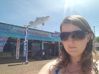 Northern Territory BIG Things |  BIG Barramundi in Katherine