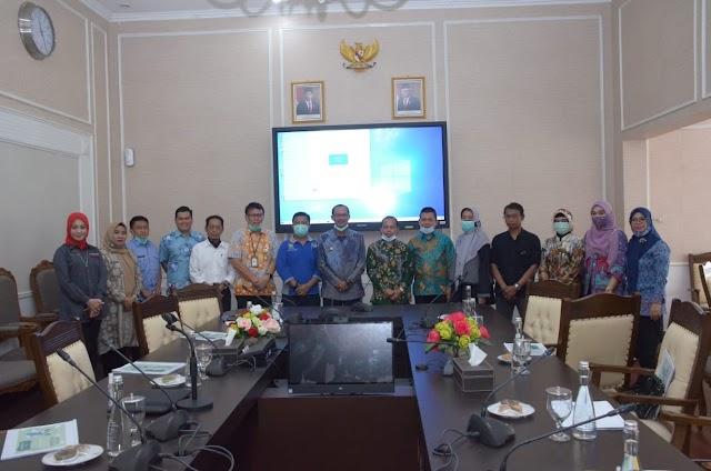 Pemkot Palembang Tetapkan  Tahun 2021 Pasar dan Komersil Angkut Sampah Sendiri ke TPA