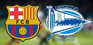 موعد مباراة برشلونة وديبورتيفو الافيس القادمة في الدوري الاسباني والقناة الناقلة واخبار برشلونة