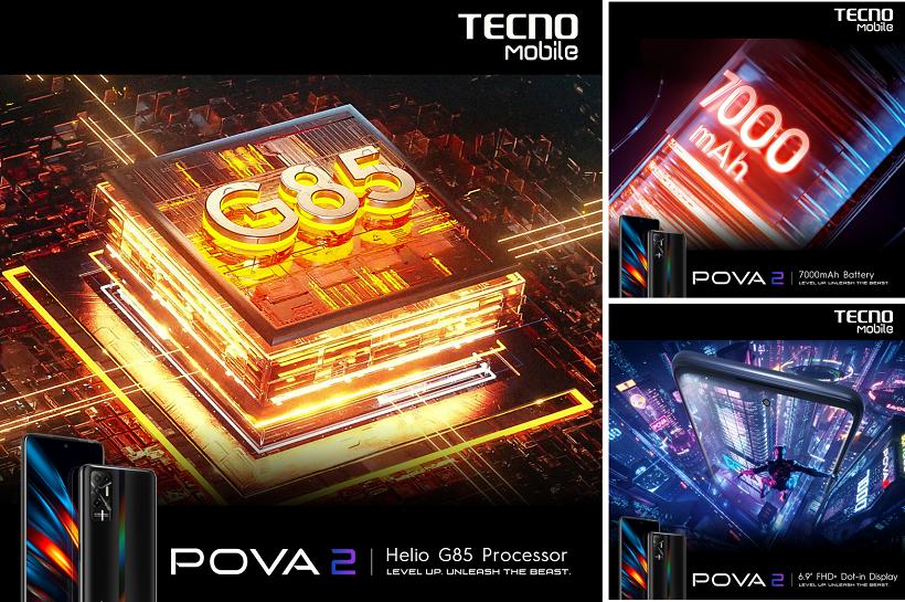 POVA 2 Key Features