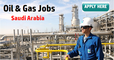 Oil and Gas Jobs in Saudi Arabia