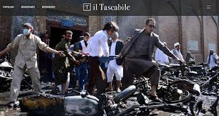 "Il ""week end"" nero di Kabul"