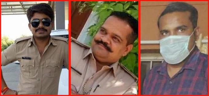 મુંદ્રા પોલીસ સ્ટેશનના કસ્ટોડીયલ ડેથના ત્રણ મુખ્ય આરોપી પોલીસના સકંજામા