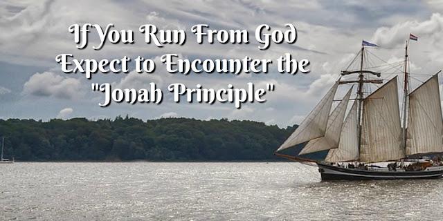 Jonah Detours: Don't Run from God
