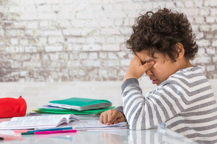 Hai Orangtua, Mari Latih Anak Belajar dari Kegagalan dan Kesalahan