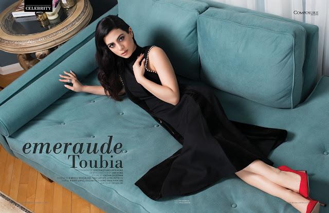 'Shadowhunters - The Mortal Instruments' actress Emeraude Toubia HD Photos & Wallpapers