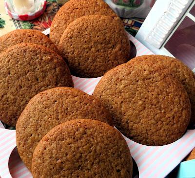 Gingernuts