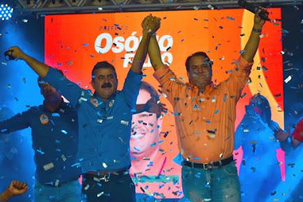 Osório realiza convenção consolidando sua liderança na Pedra