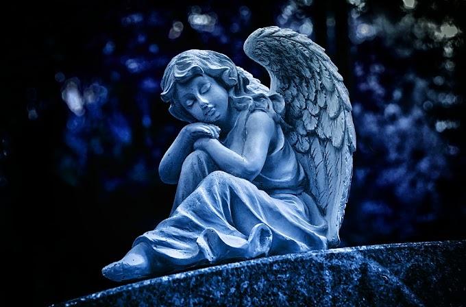 Zadquiel, el Ángel de la Compasión